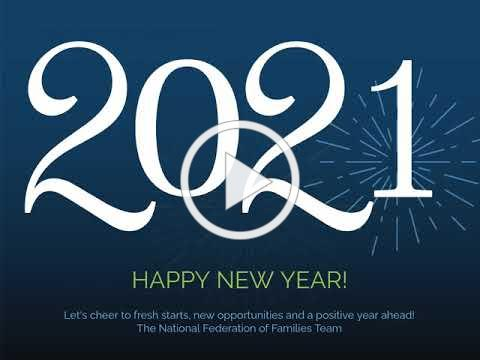 Happy New Year from the National Federation of Families Team