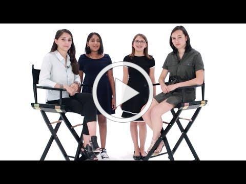 Girls Inspired: Taking Risks
