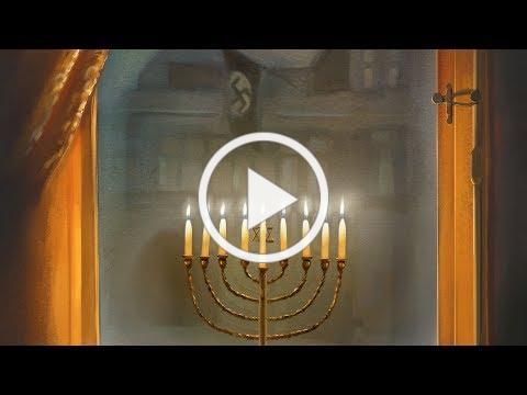 Rabbi YY Jacobson: Chanukah 5779 Day #1: The Menorah & The Swastika