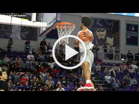 2018 City of Palms Dunk Contest