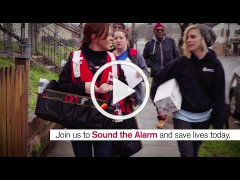 Sound the Alarm: Volunteer with the Red Cross Today