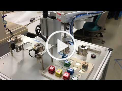Is this the LIGHTEST & smallest AUTO HAND CHANGER for ROBOTS?