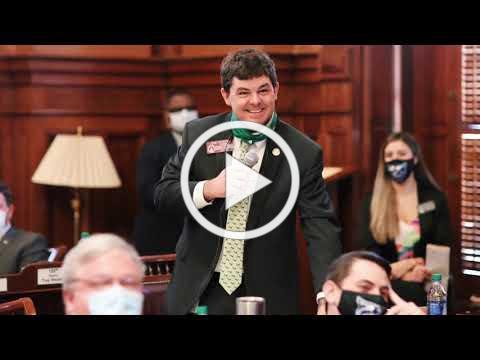 UAC Legislative Update; Representative Sam Watson