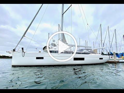 Bavaria C57 Sailboat Video Review walkthrough By: Ian Van Tuyl at Cruising Yachts, Inc