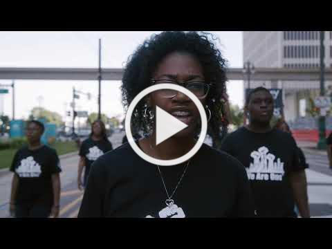 Detroit Youth Choir 'Glory' - featuring IndigoYaj