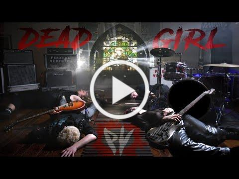 PUSHING VERONICA - DEAD GIRL (Official Music Video)