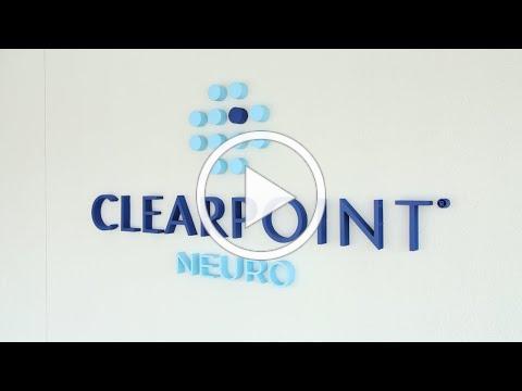 ClearPoint Neuro Cove Teaser Trailer