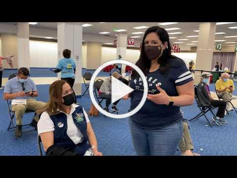 Chula Vista Superstation: Interviewing and Essential Worker
