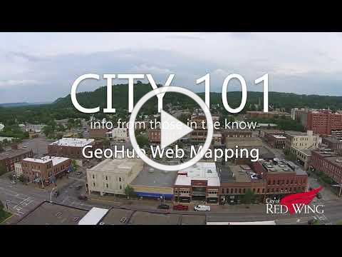City 101 - GeoHub Web Mapping