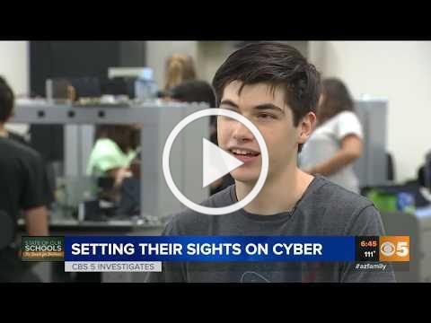 Cybersecurity Program-Basha High School