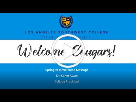 Welcome to Spring Semester, Cougars!