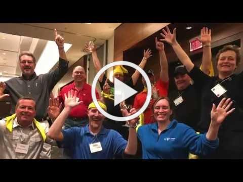 VENTURE UP - 4-way Volleyball Team Building