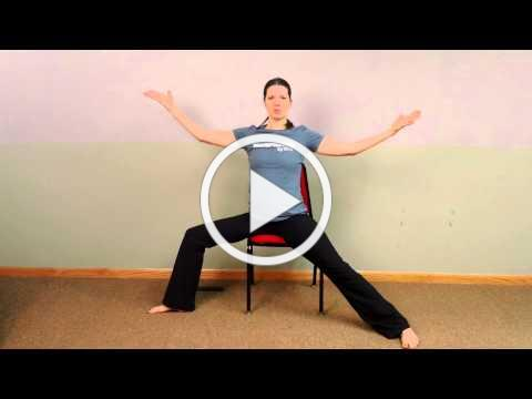 Chair Holy Yoga Flow