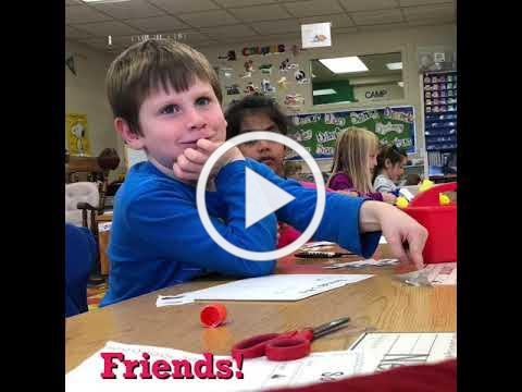 Excellence in DG58: Highland kindergarteners sing, sort and practice phonics! (Episode 8)