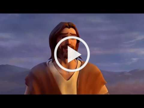 Jesus Sends Out the Disciples Superbook