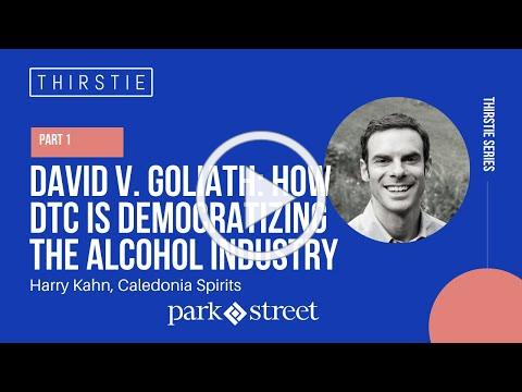 David v. Goliath: How DTC is Democratizing The Alcohol Industry