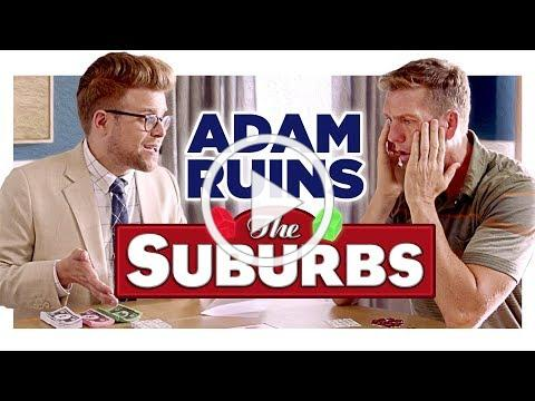 The Disturbing History of the Suburbs | Adam Ruins Everything