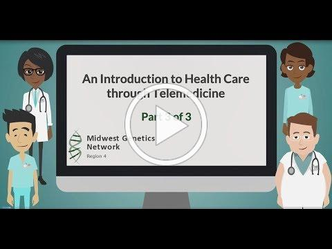 An Introduction to Health Care through Telemedicine: Part 3