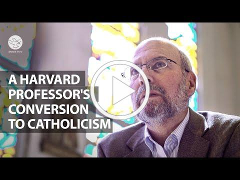 A Harvard Professor's Conversion to Catholicism | Roy Schoeman | Jesus, My Savior