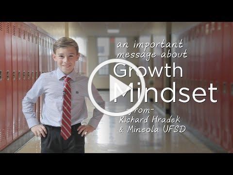 An Important Message About Growth Mindset (with captions)