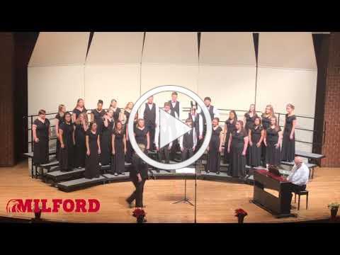 Choral Concerts December 2019
