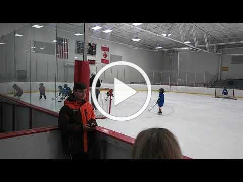 Walker Ice & Fitness Center: Cross Ice 1