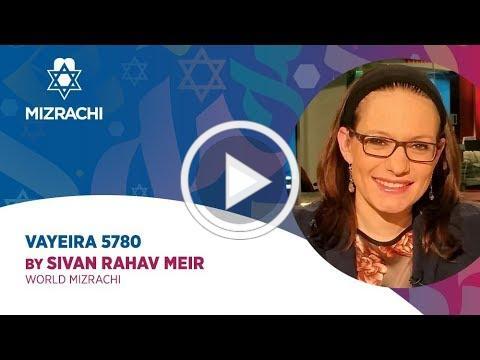 Sivan Rahav Meir | Vayeira 5780