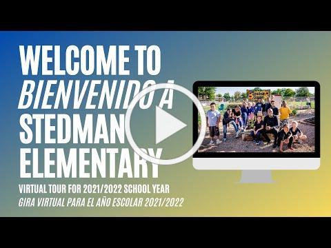 Stedman Virtual Tour (Winter 2020/2021)