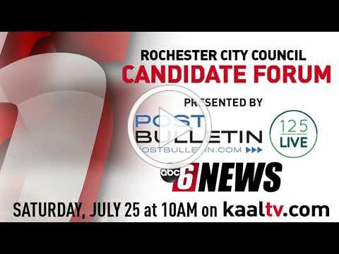 ABC 6 News Candidate Forum