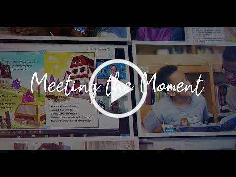 Meeting The Moment