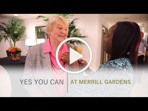 Join Our Team at Merrill Gardens!