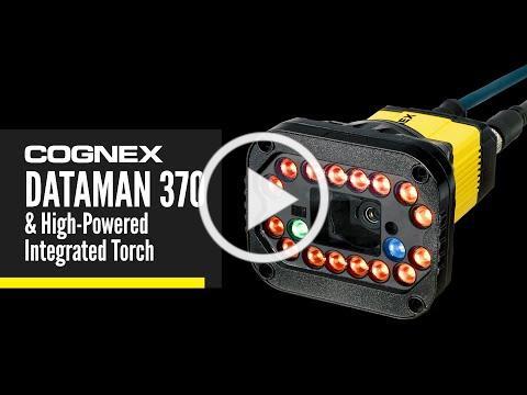 DataMan 370 & High Powered Integrated Torch