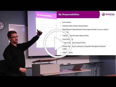 Charles Moran - Summer Internship Presentation