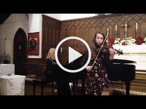 "CCYO: ""Spring"" from Vivaldi's Four Seasons"