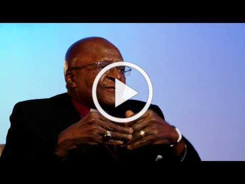 2013 Templeton Prize Laureate Desmond Tutu - on Forgiveness and Free Will