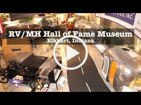 RV/MH Hall of Fame Museum, Elkhart IN | #BeyondTX