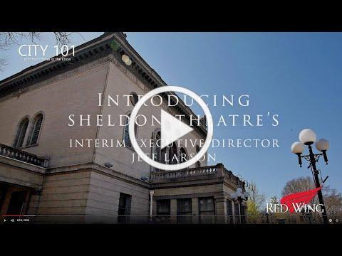 City 101 - Sheldon Theatre Interim Director