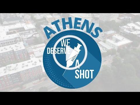 Athens, We Deserve a Shot