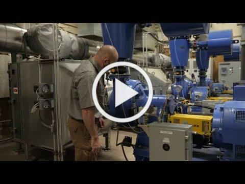 Upgrades to the Kellogg Water Resource Recovery Facility
