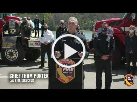Wildfire Preparedness Week - Santa Clara Unit Event