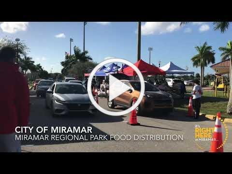Miramar Regional Park Food Distribution 11.19.20