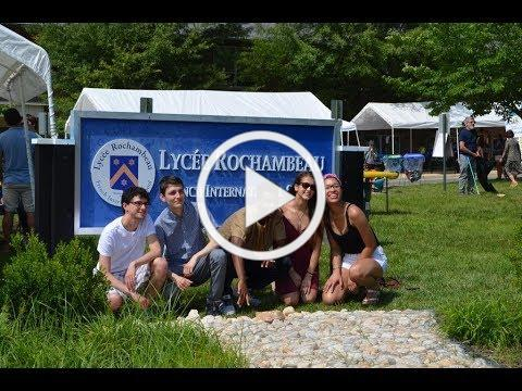 Student Interview Rochambeau Alumni '15 - Building Character & Alumni Connections