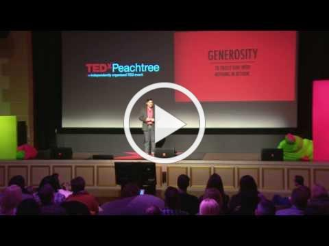 What if We Could Lead a Life of Excessive Generosity: Jeff Shinabarger at TEDxPeachtree