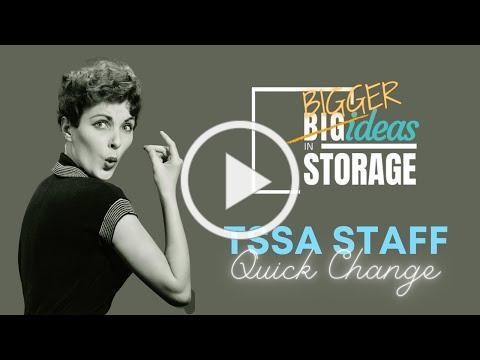 TSSA Staff Getting Ready for Bigger Ideas