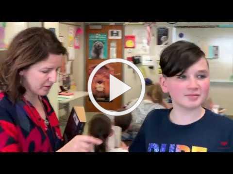 Eden Prairie Schools: We Inspire - Featuring Stacy Marek