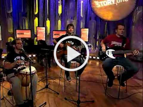 "Aaron Shust performs ""MY SAVIOR, MY GOD"" on TBS STORYline"