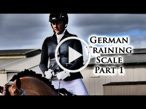 The German Training Scale - Dressage Mastery TV Ep42