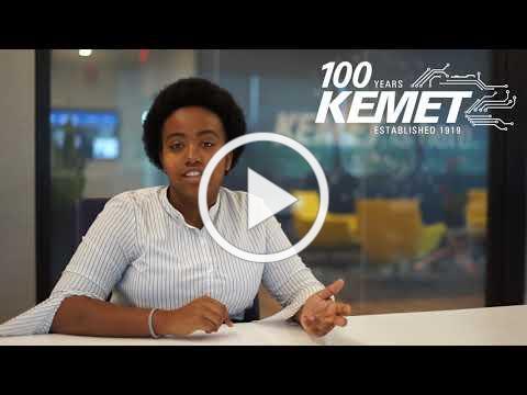 Summer Employment Testimonial - Alfanise at KEMET