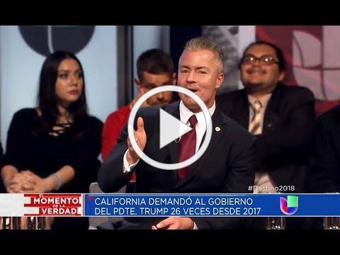 Travis Allen Destroys Jorge Ramos in Debate