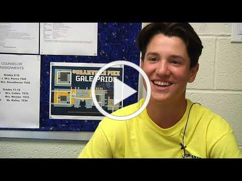 LHS Senior Conversation: Chase Noland
